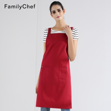 fashion chef oooking housekeeping apron waiter apron