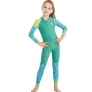 2018 new design girl boy  dive sail wetsuits swimwear