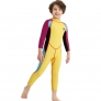 x-manta style boy sailing suit children  wetsuit