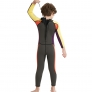 fashion anti UV x-manta boy water  children  wetsuit