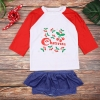 color 1cheery printing cute girl child swimwear