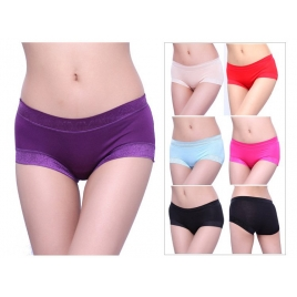 high quality comfortable women safe panties underwear