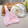 cotton  Water drops cute newborn infant hat wholesale