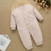 color 13high quality cotton thicken newborn clothes infant rompers