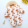 color 22high quality cotton Camouflage printing thicken infant rompers clothes