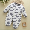 color 25high quality cotton Camouflage printing thicken infant rompers clothes