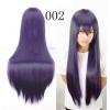 color 2multi colors cos wigs cosplay cartoon girl wigs