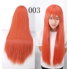 color 3multi colors cos wigs cosplay cartoon girl wigs