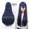 color 5multi colors cos wigs cosplay cartoon girl wigs