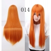 color 14multi colors cos wigs cosplay cartoon girl wigs