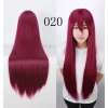 color 20multi colors cos wigs cosplay cartoon girl wigs