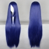 color 1100cm,long straight high quality women's wig,hairpiece,cosplay wigs