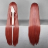 color 2100cm,long straight high quality women's wig,hairpiece,cosplay wigs