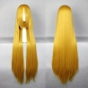 color 10100cm,long straight high quality women's wig,hairpiece,cosplay wigs