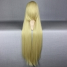 color 2high quality Anime wigs cosplay girl wigs 80cm