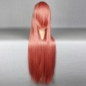 color 8high quality Anime wigs cosplay girl wigs 80cm