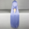 color 11high quality Anime wigs cosplay girl wigs 80cm