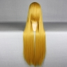 color 19high quality Anime wigs cosplay girl wigs 80cm