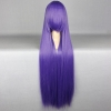 color 23high quality Anime wigs cosplay girl wigs 80cm