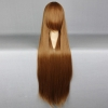 high quality Anime wigs cosplay girl wigs 80cm