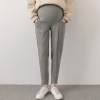 Light Grayfashion spring autumn design maternity pregnant jeans belly pant