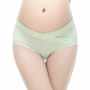 color 4low waist  lace pregnant panties maternity underwear