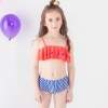 color 1anchor little girl teen swimwear