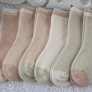 high quality  cotton children kid socks
