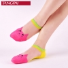 summer casual toe opening woman socks