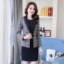 fashion Korea business office women's suits blazer and dress