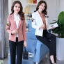 fashion bee office women's pant suits