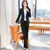 color 1fashion bee office women's pant suits