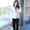 color 3fashion bee office women's pant suits