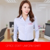 good fabric office business women shirt company uniform