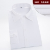 color 2high quality fabric office work lady shirt staff uniform
