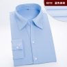 color 3fashion stripes office women clerk shirt uniform