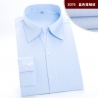 color 6high quality fabric office work lady shirt staff uniform