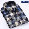 high quality solid color formal mercerized cotton men t shirt