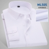 color 1high quality business men formal office work shirt