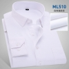 color 6high quality business men formal office work shirt