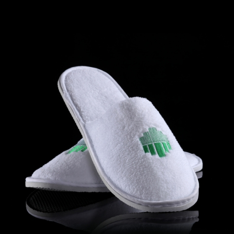 upgrade thicken bottom disposable hotel slippers wholesale