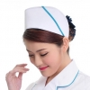 color 8fashion hospital  medical store clerk hat nurse doctor  hat