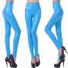 acidsexy skinny fashion high quality PU leather tight women's legging pant