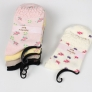 floral hem flower print cute young lady socks