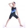 color 1fast drying high quality child girl swimwear