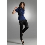 fashion korea high quality office lady OL career women capris pants