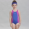 Light Bluehigh quanity swim training  girl swimwear