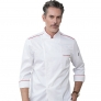 Europe style restaurant  chef jacket working wear uniform