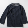 denim invisible button side open cooking  workwear restaurant  chef jacket baker uniform