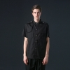 color 3young handsome restaurant  chef jacket baker uniform coat